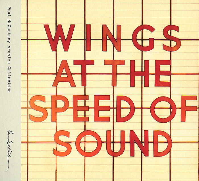 Wings Wings. Wings At The Speed Of Sound (2 CD) the wings of the dove