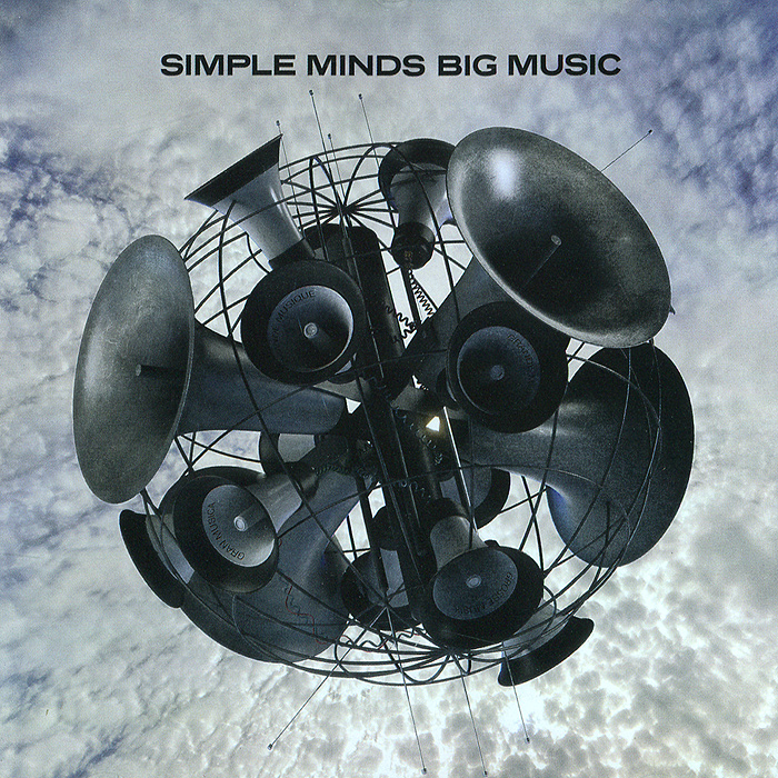 Simple Minds Simple Minds. Big Music simple minds simple minds sparkle in the rain 4 cd dvd