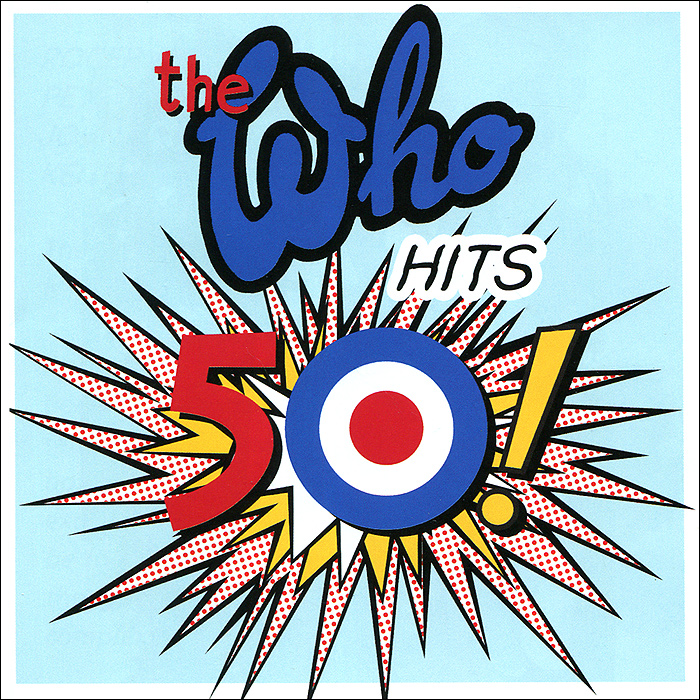 The Who The Who. Hits 50! Deluxe Edition (2 CD) энрике иглесиас enrique iglesias greatest hits deluxe edition cd dvd
