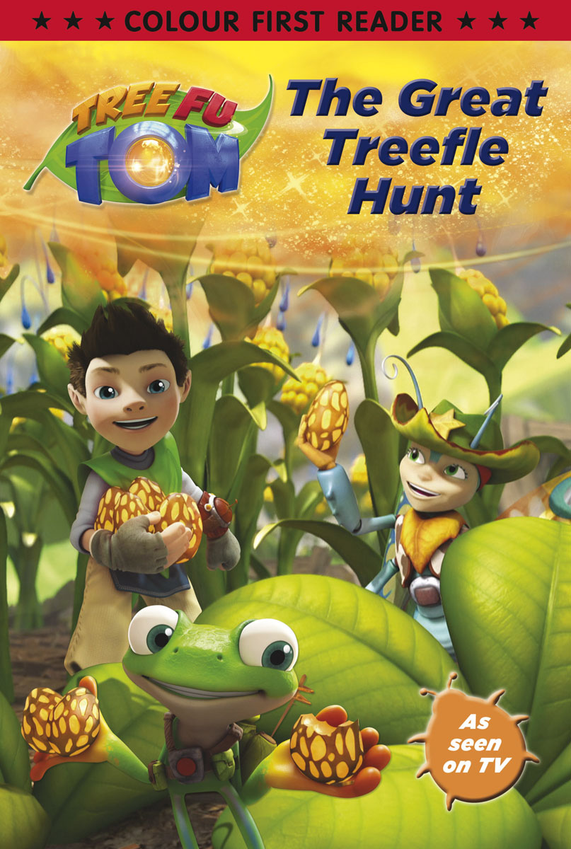 Купить Tree Fu Tom: The Great Treefle Hunt,