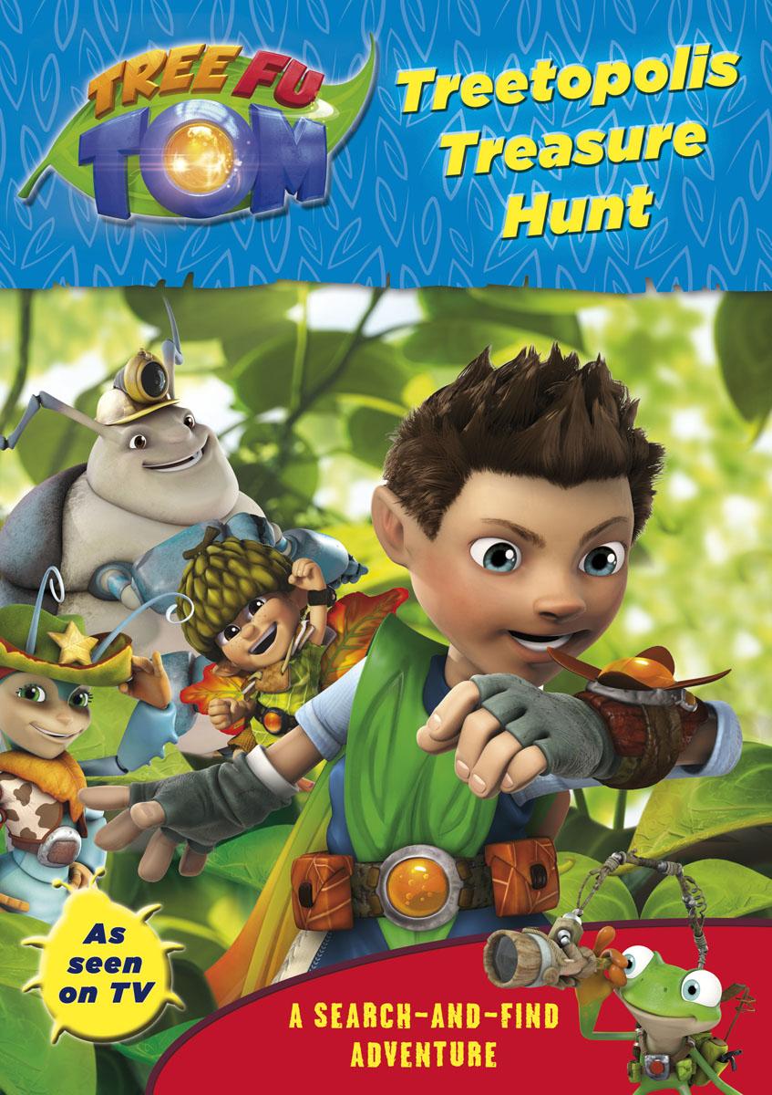 Tree Fu Tom: Treetopolis Treasure Hunt