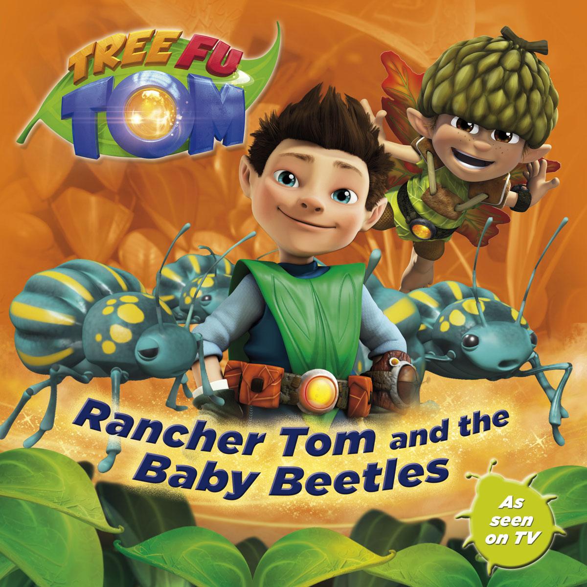 Tree Fu Tom: Rancher Tom and the Baby Beetles наушники накладные sol republic tracks hd white 1241 02