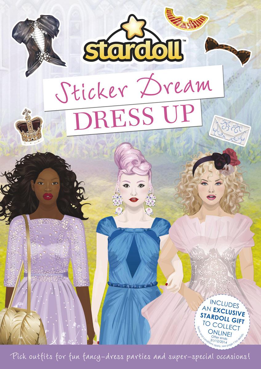 Stardoll: Sticker Dream Dress Up stardoll stardoll the fashion factor