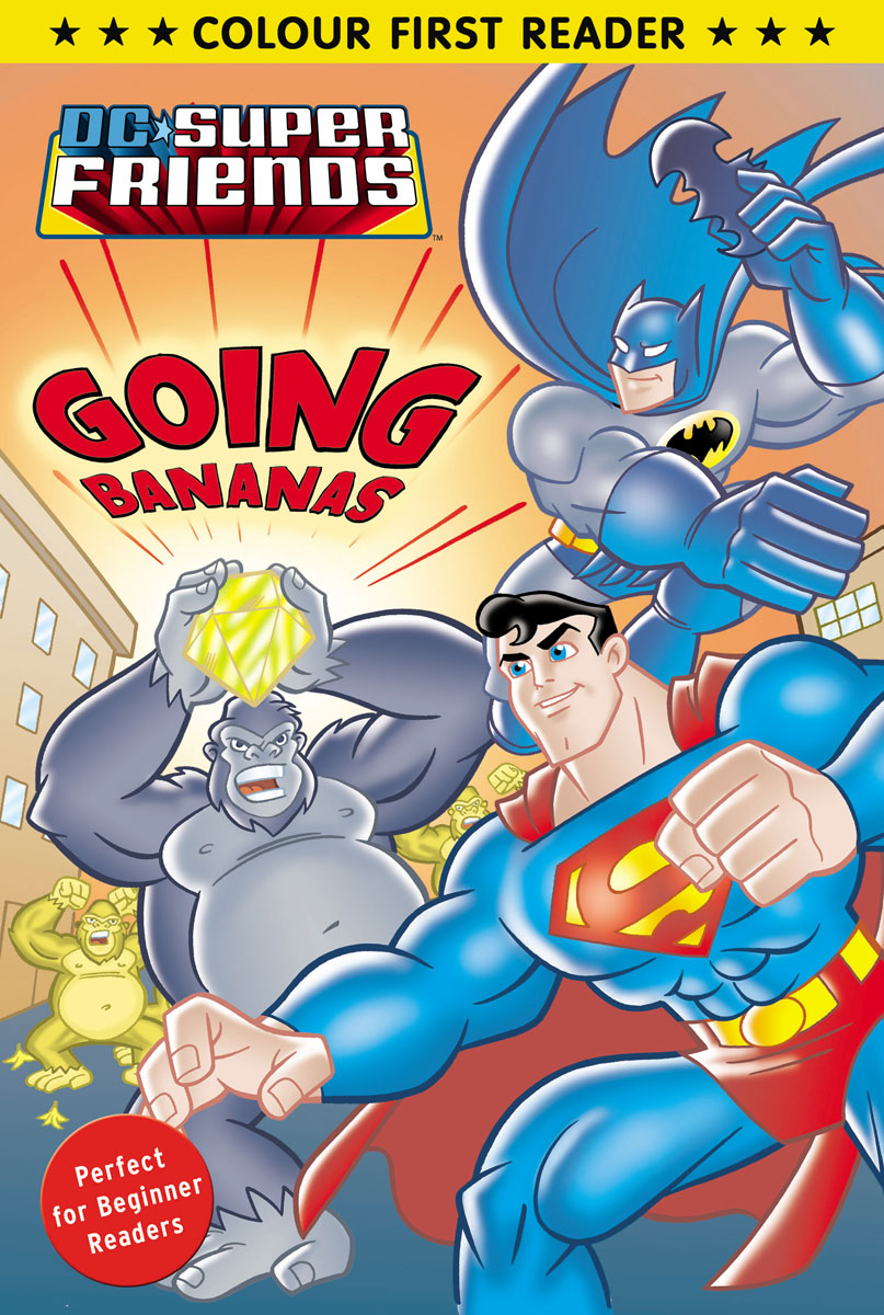 DC Super Friends: Going Bananas