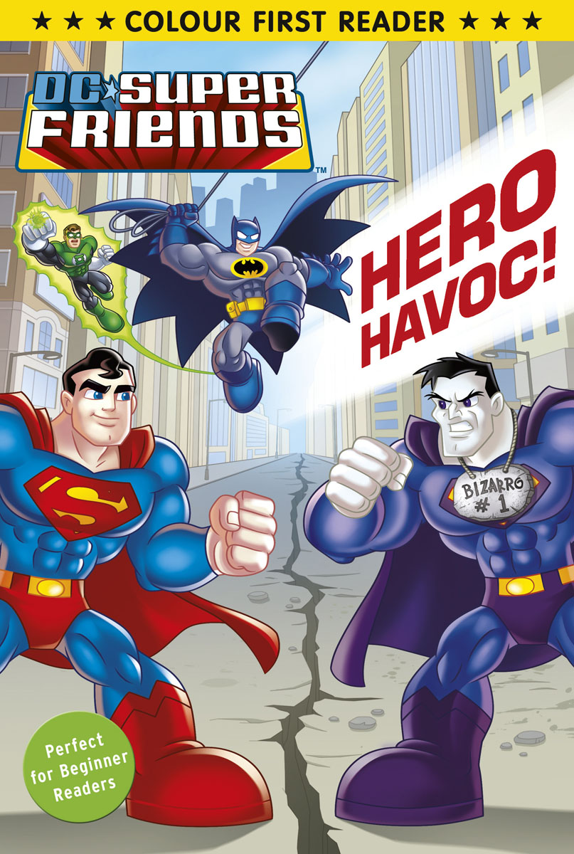 DC Super Friends: Hero Havoc