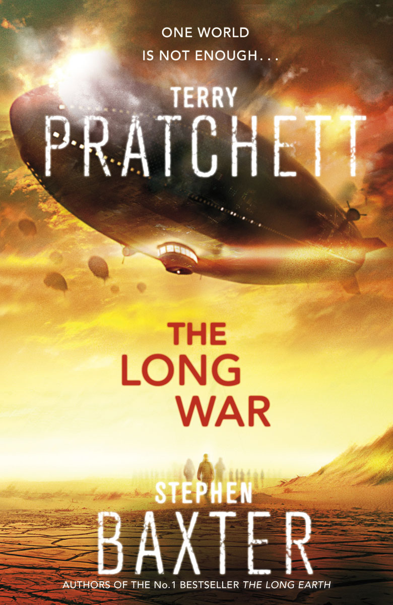 The Long War (Long Earth 2) art of war