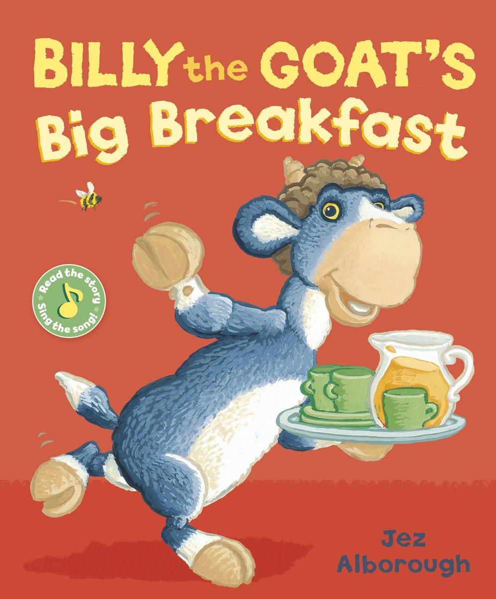 Billy the Goat's Big Breakfast специальный пылезадерживающий мешок для пылесосов billy goat серии mv арт 840263