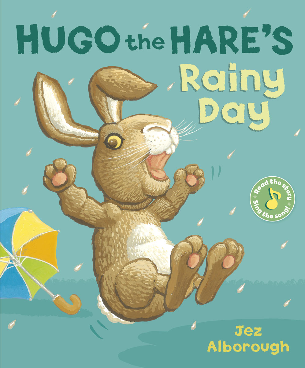 Купить Hugo the Hare's Rainy Day,
