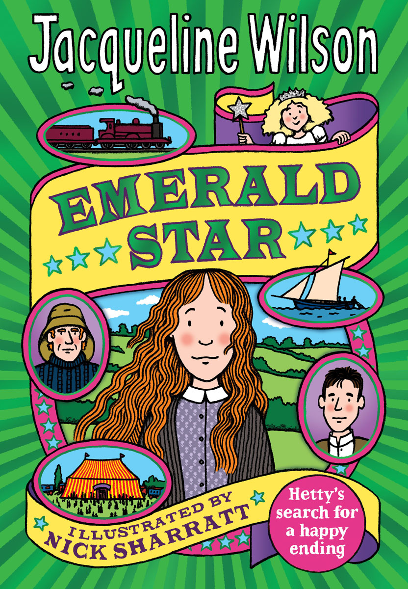 Emerald Star a t quiller couch hetty wesley