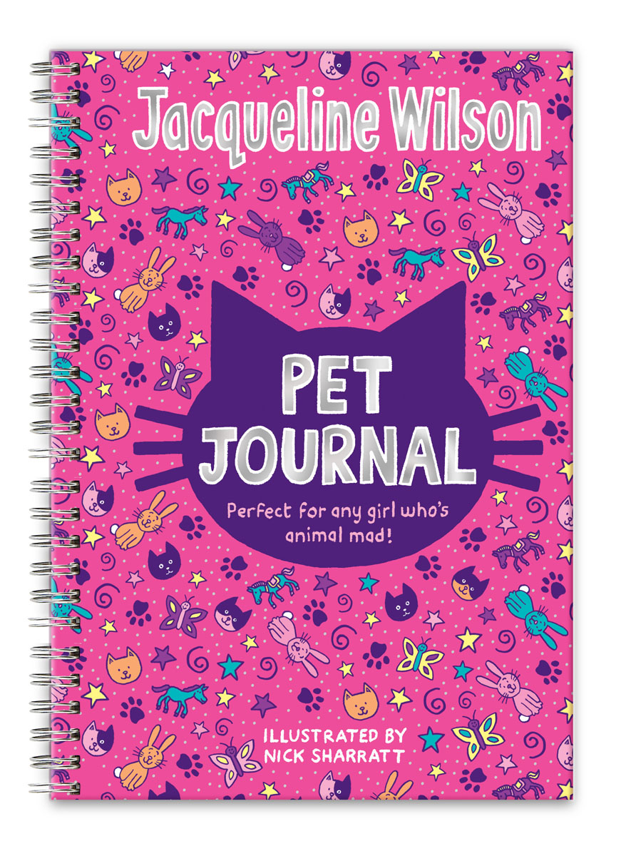 Jacqueline Wilson Pet Journal