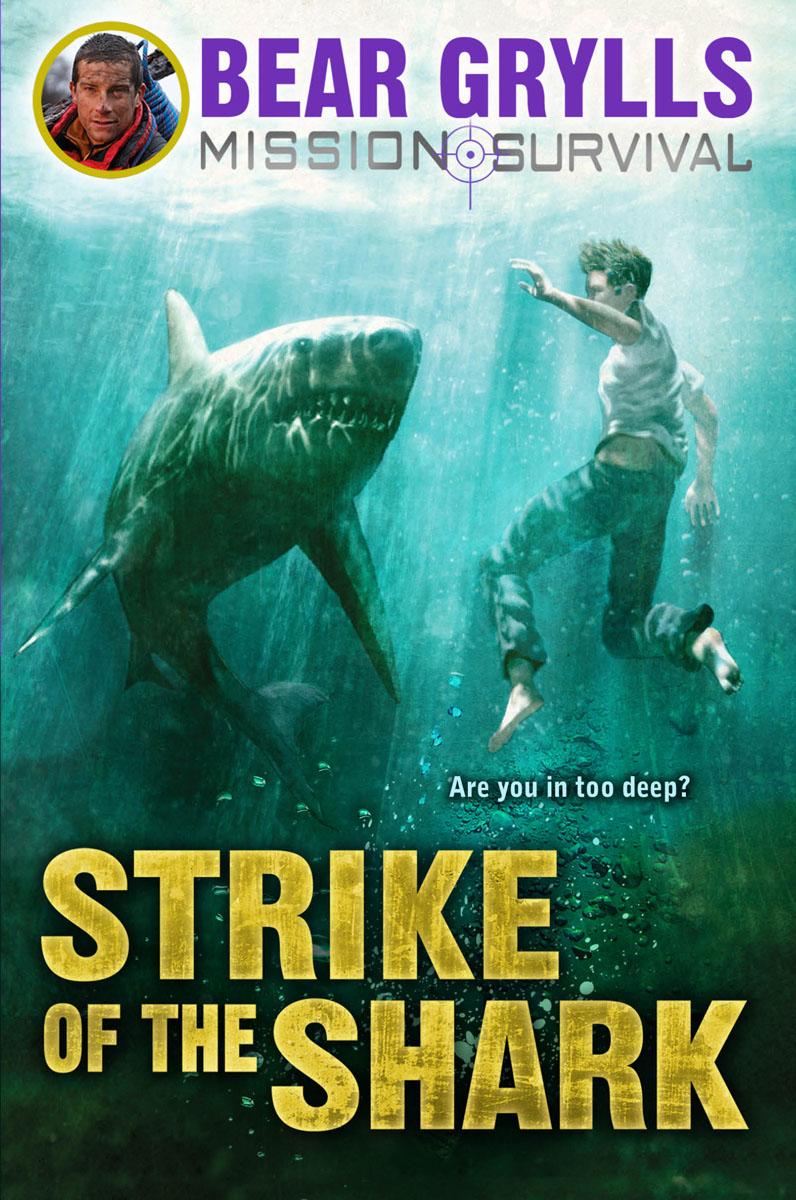 Mission Survival 6: Strike of the Shark mission survival 4 tracks of the tiger
