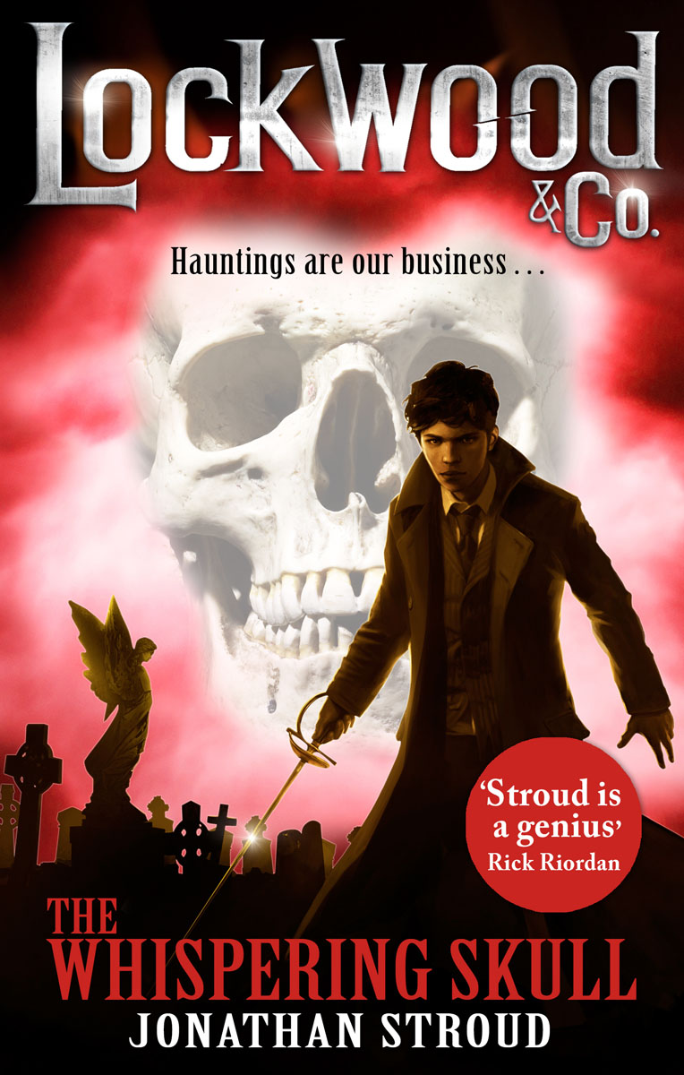 Lockwood & Co: The Whispering Skull unleashed 1 a life