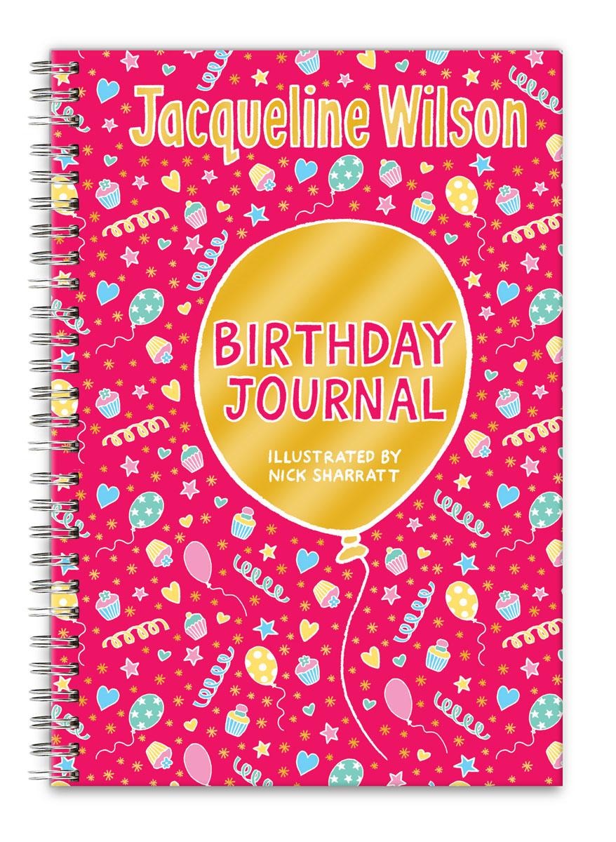 Jacqueline Wilson Birthday Journal wilson jacqueline the diamond girls