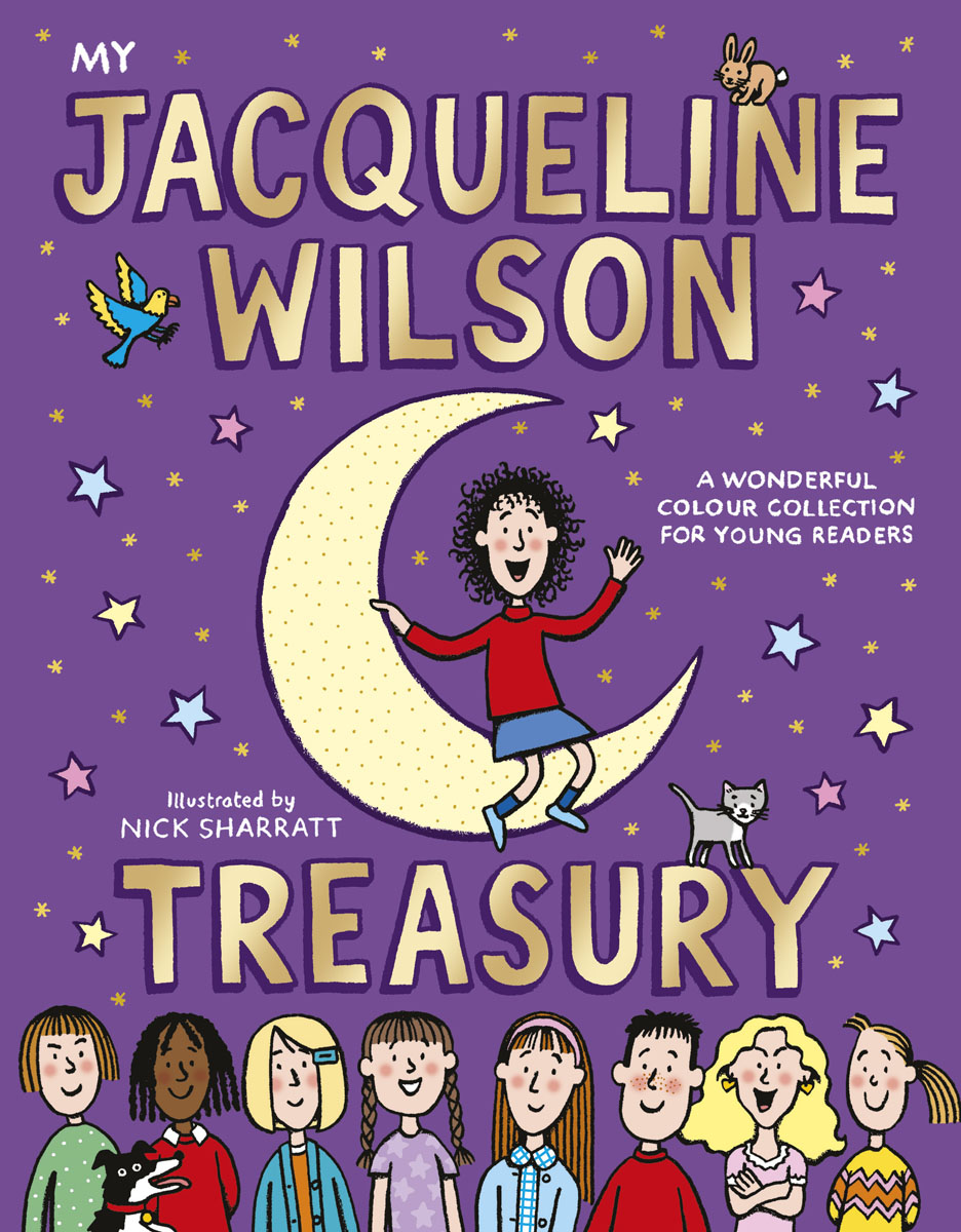 The Jacqueline Wilson Treasury nick sharratt caveman dave
