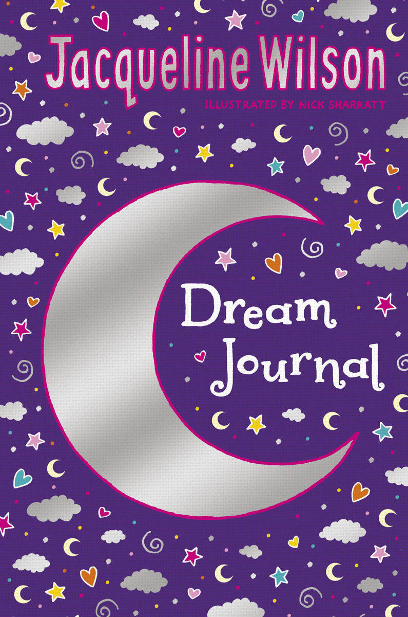 Jacqueline Wilson Dream Journal jacqueline de yong ja908ewkkr59