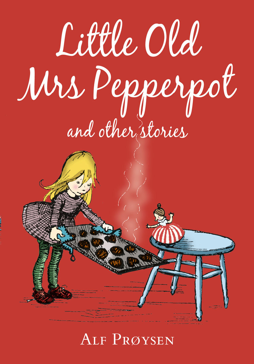 Little Old Mrs Pepperpot the house of mrs pal