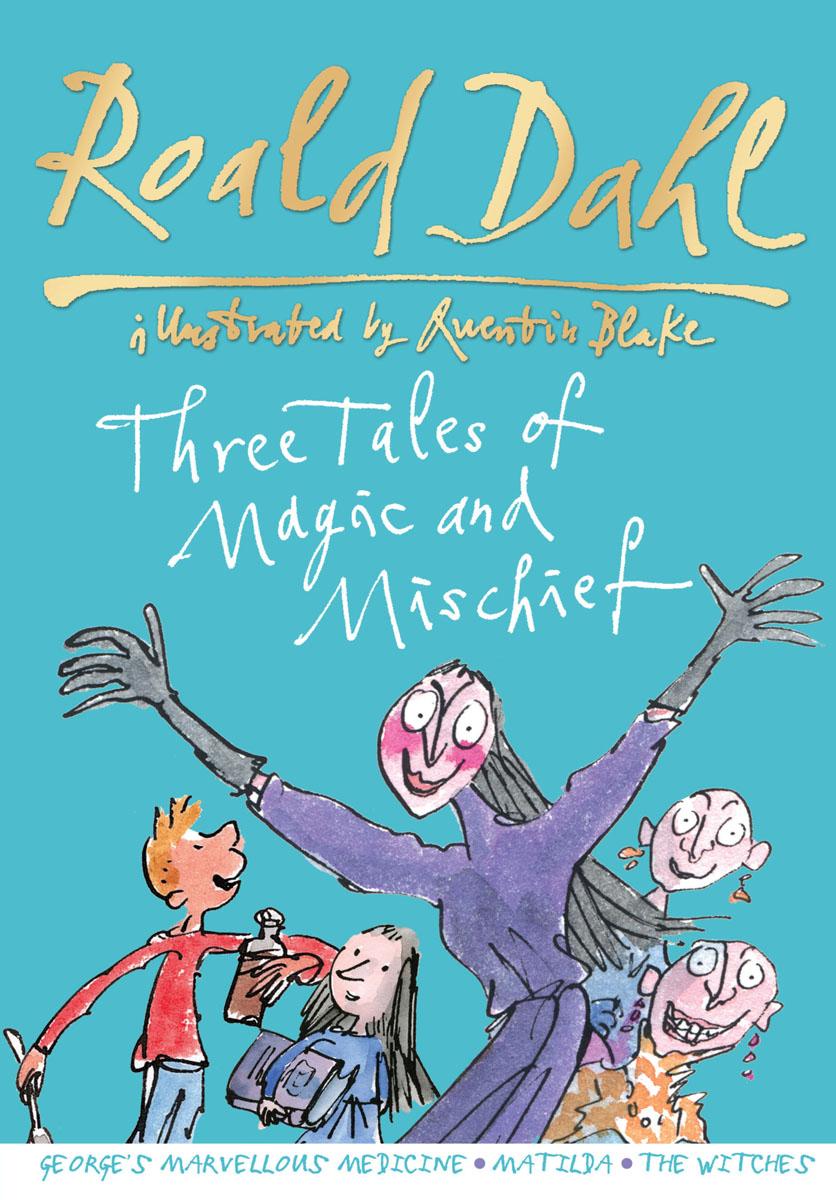 купить Roald Dahl: Three Tales of Magic and Mischief по цене 1320 рублей