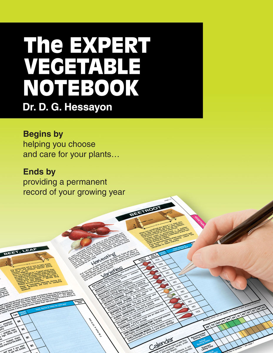 The Expert  Vegetable Notebook robert johnson kick your own ass the will skill and drill of selling more than you ever thought possible