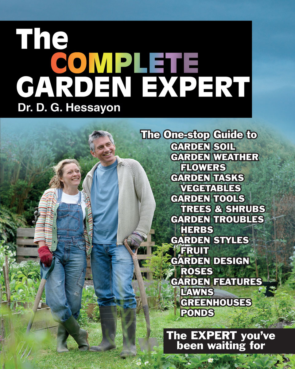 The Complete Garden Expert complete how to be a gardener