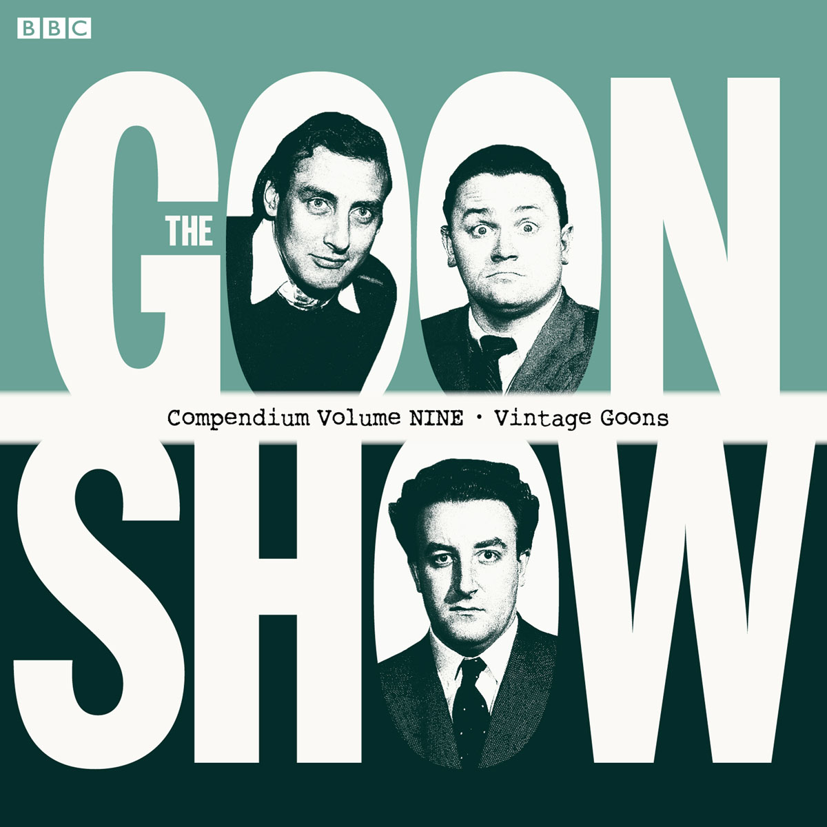 The Goon Show Compendium 9 goon show the volume 24 the case of the missing heir