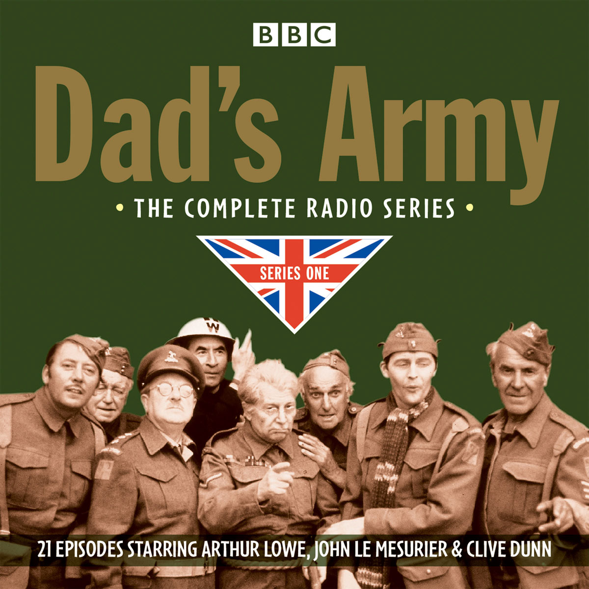 Dad's Army: Complete Radio Series One