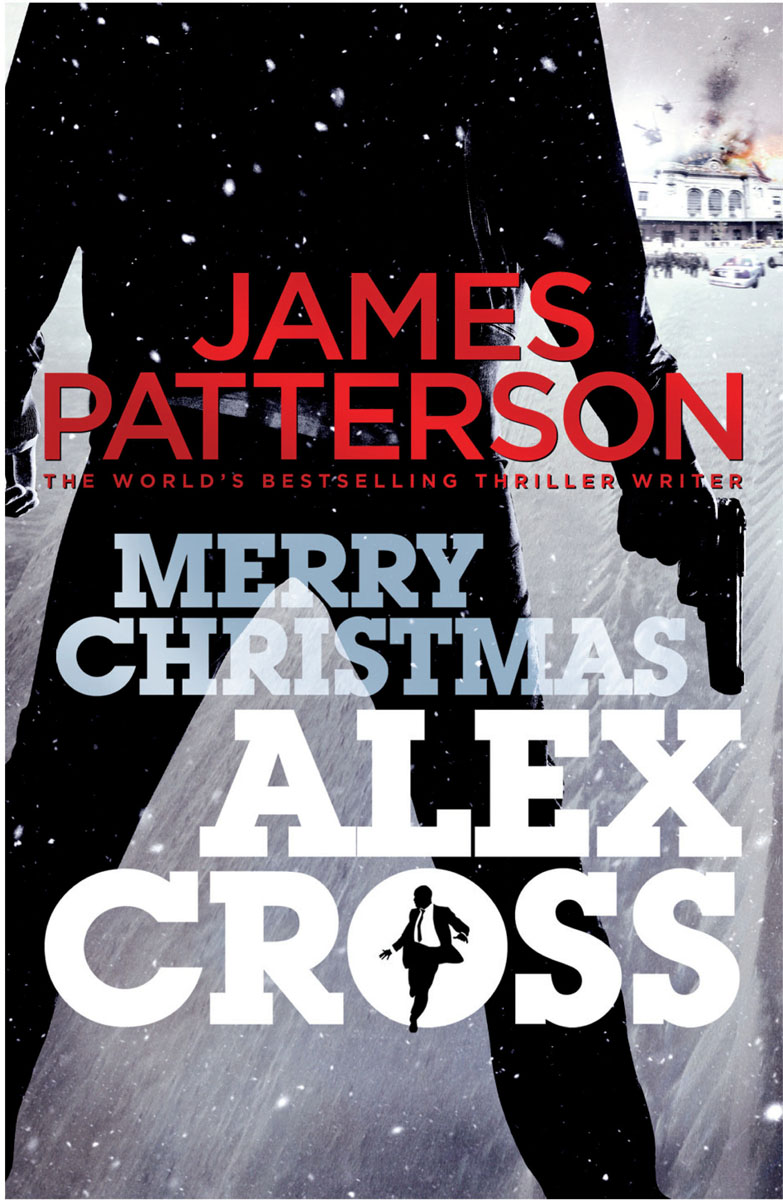 Merry Christmas, Alex Cross patterson james alex cross run