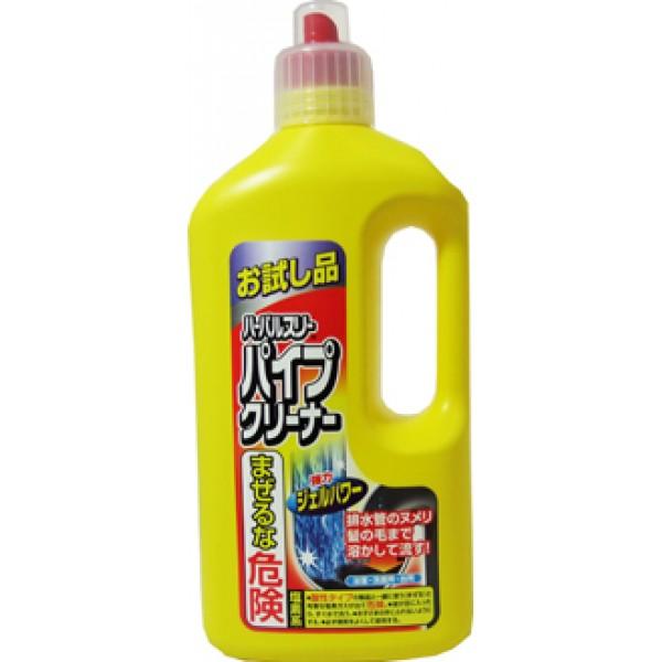 Очиститель для труб Mitsuei, 800 г050176Очиститель для труб Mitsuei великолепно справляется с засорами в сливных трубах, раковинах, в ванне и на кухне. Средство растворяет любые загрязнения на своем пути. Благодаря антибактериальному и отбеливающему свойствам, поддерживает чистоту и стерильность труб долгое время. Эффективно удаляет неприятные запахи, оставляя приятный аромат чистоты. Применение: 100 мл средства вылить в трубу, оставить на несколько минут, затем пустить холодную воду. Для удаления засора: вылить 300-500 мл в трубу, оставить на час, затем обильно пустить холодную воду.Состав: гипохлорид натрия , поверхностно-активное вещество (алкиламиноксид), гидроксид натрия 1%.Товар сертифицирован.