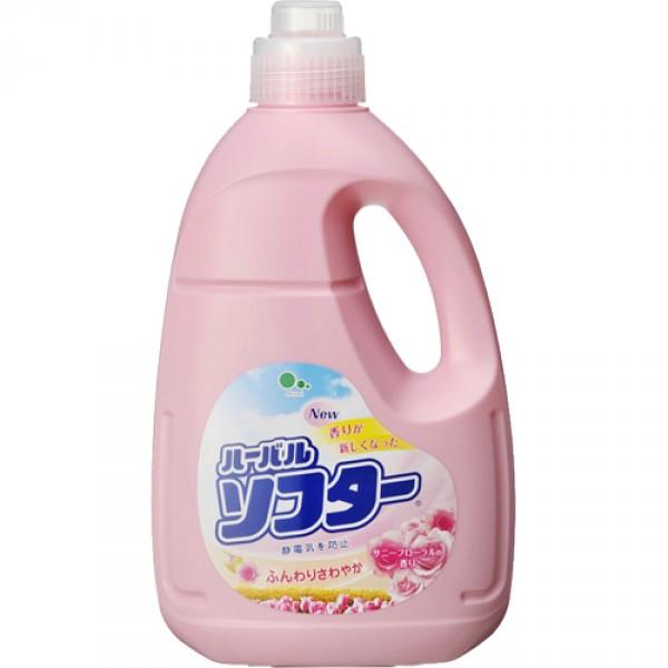 Кондиционер для белья Mitsuei, с ароматом белых цветов, 2 л060168Кондиционер для белья придает невероятную мягкость вашим вещам.Идеально подходит для всех видов ткани, даже для деликатных, таких как шерсть и шелк. Предотвращает появление катышков, снимает статику.Окутывает ваши вещи мягким, нежным ароматом белых цветов.Даже в холодную зимнюю пору вы можете чувствовать себя на Альпийском лугу, усеянном чудесными белыми цветами.Состав: поверхностно-активное вещество (диалкил аммониевая соль эфирного типа ).