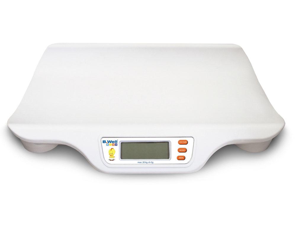 Весы детские B.Well WK-160 - Уход и здоровье