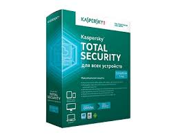 Kaspersky Total Security (на 2 ПК). Лицензия на 1 год