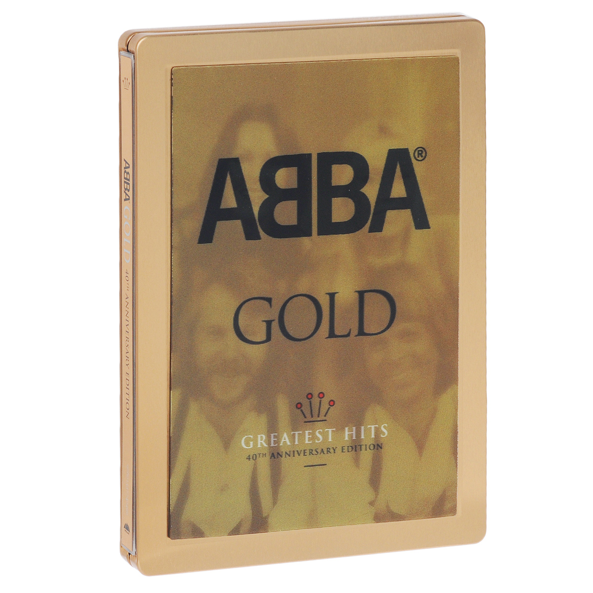 ABBA ABBA. Gold 40th Anniversary Edition (3 CD) abba gold the concert show wuppertal