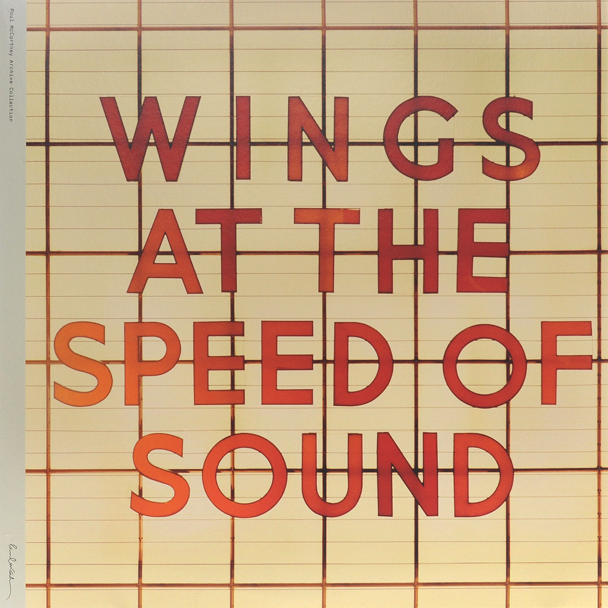 Wings,Пол Маккартни Wings. Wings Paul At The Speed Of Sound. Audiophile Vinyl Edition (2 LP) wings пол маккартни wings wings paul at the speed of sound audiophile vinyl edition 2 lp