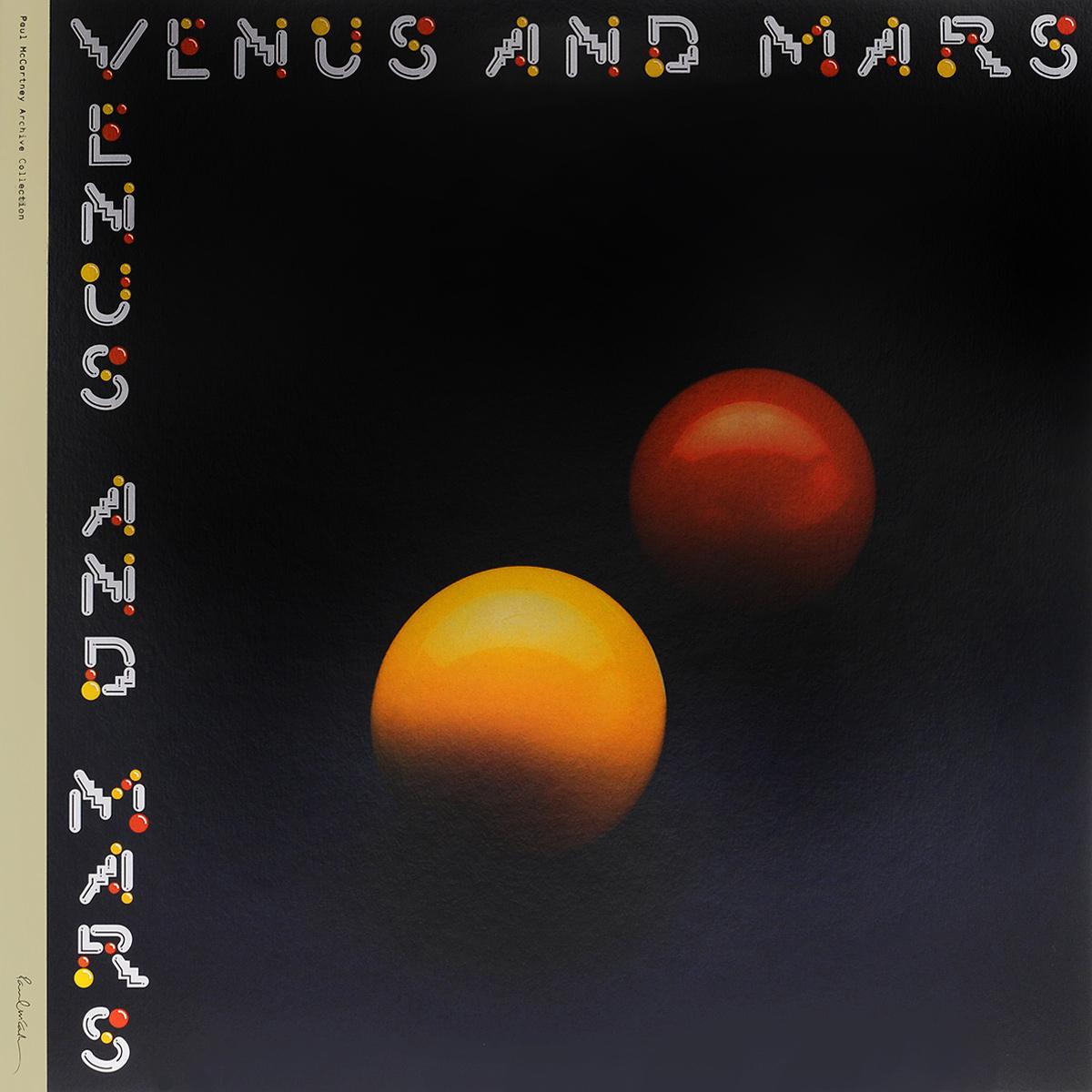 Пол Маккартни,Wings Wings. Venus And Mars. Audiophile Vinyl Edition (2 LP) mars and venus in love