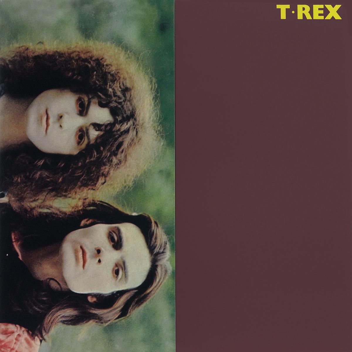 T. Rex T. Rex. T. Rex (LP)