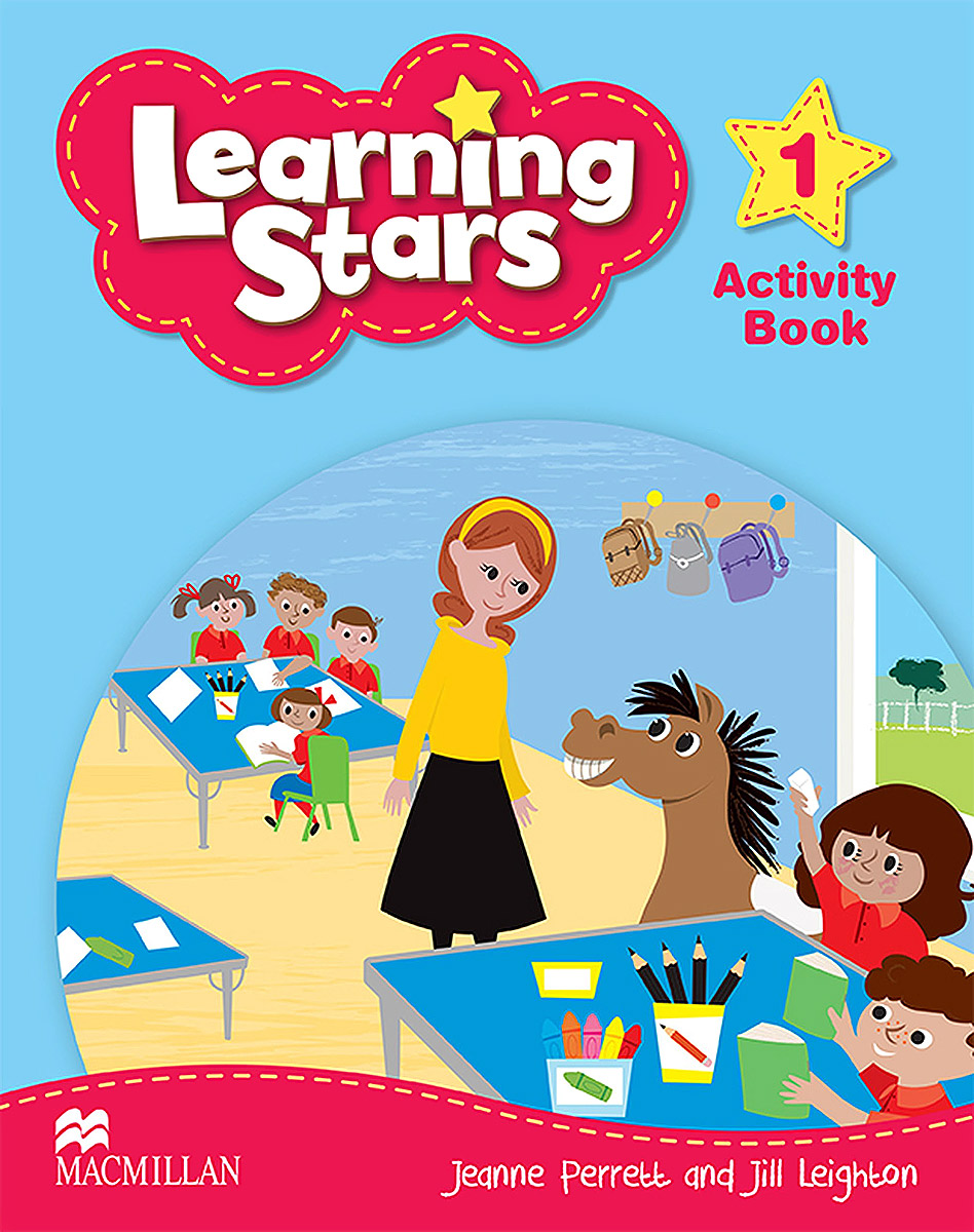 Learning Stars 1: Activity Book draw it london activity book