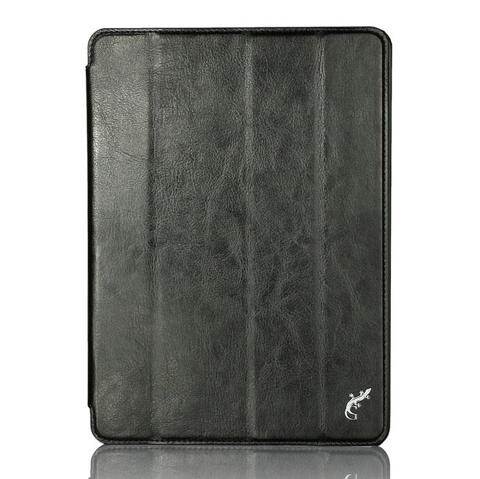 G-Case Slim Premium чехол для iPad Air 2, BlackGG-505Чехол G-Case Slim Premium для iPad Air 2 - это стильный и лаконичный аксессуар, позволяющий сохранить устройство в идеальном состоянии. Надежно удерживая технику, обложка защищает корпус и дисплей от появления царапин, налипания пыли и других механических повреждений. Также чехол можно использовать для просмотра видео или чтения книг. Имеет свободный доступ ко всем разъемам устройства.