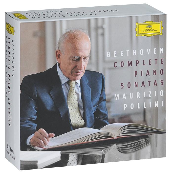 Beethoven. Complete Piano Sonatas. Maurizio Pollini (8 CD) pollini w beethoven
