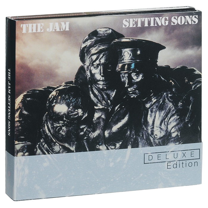 The Jam The Jam. Setting Sons. Deluxe Edition (2 CD) zenfone 2 deluxe special edition