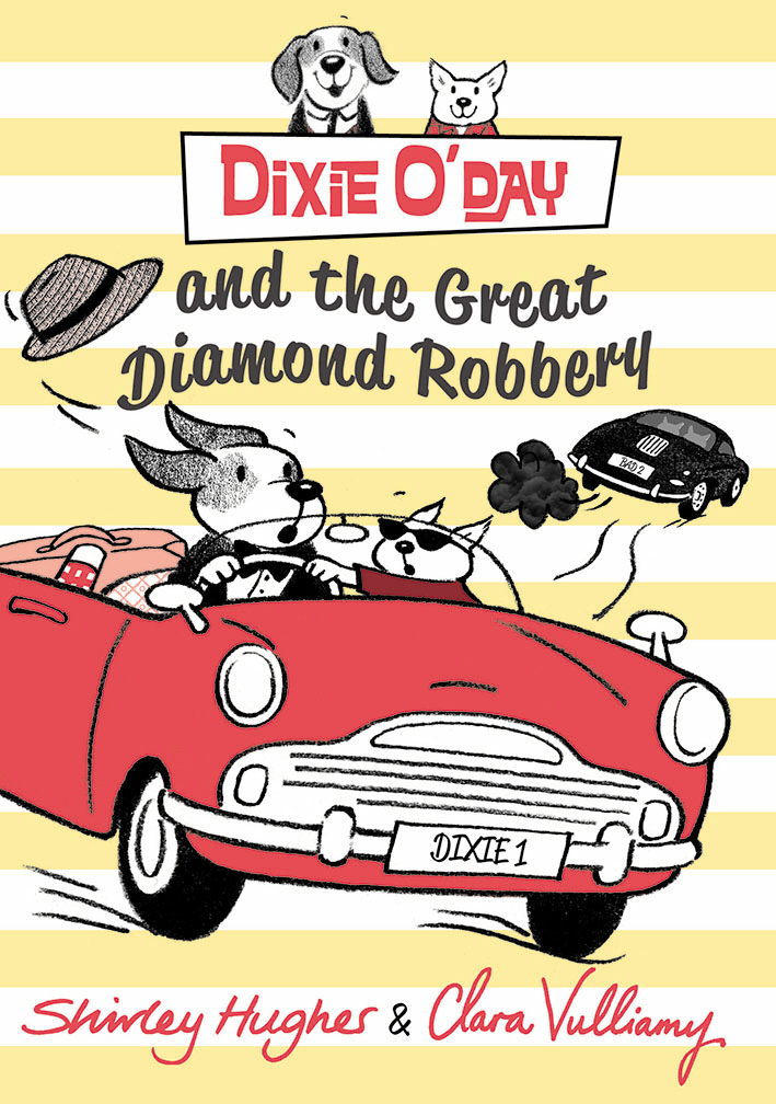 Купить Dixie O'Day and the Great Diamond Robbery,