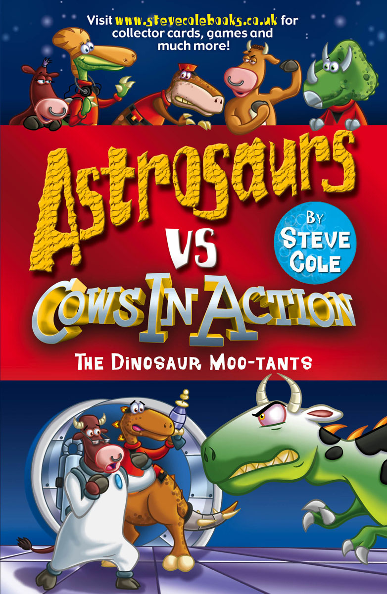 Astrosaurs Vs Cows In Action: The Dinosaur Moo-tants dinosaurs will die сноуборд dinosaurs will die genovese 157