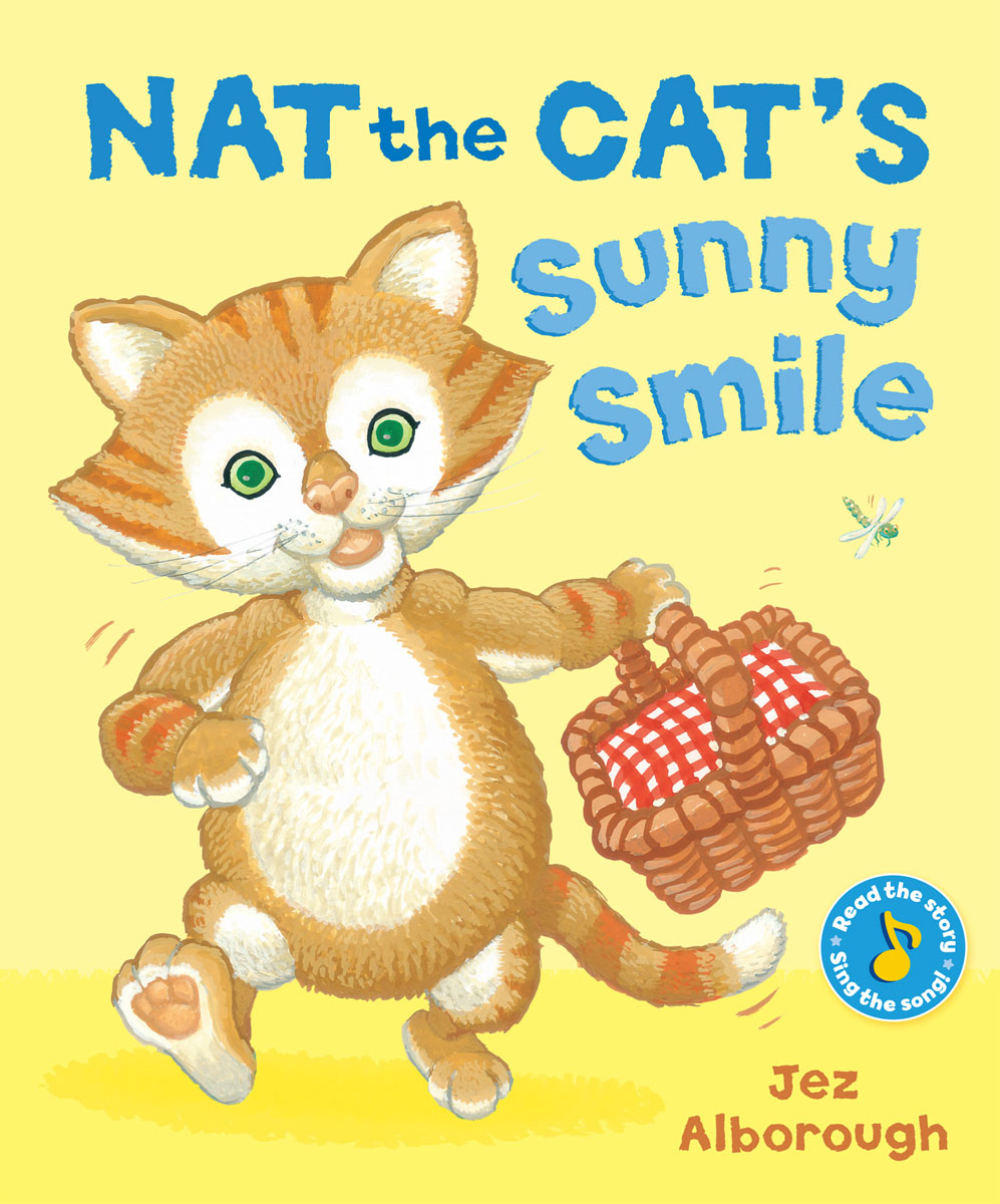 Nat the Cat's Sunny Smile the nat handbook