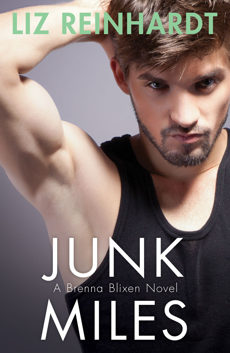 Junk Miles (A Brenna Blixen Novel) saxon saxon saxon remastered edition