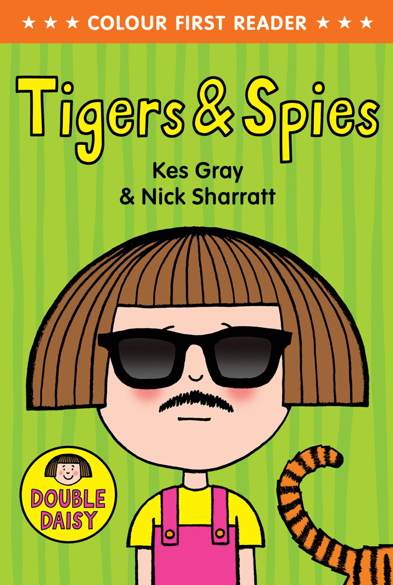 Tigers and Spies (Daisy Colour Reader) double daisy