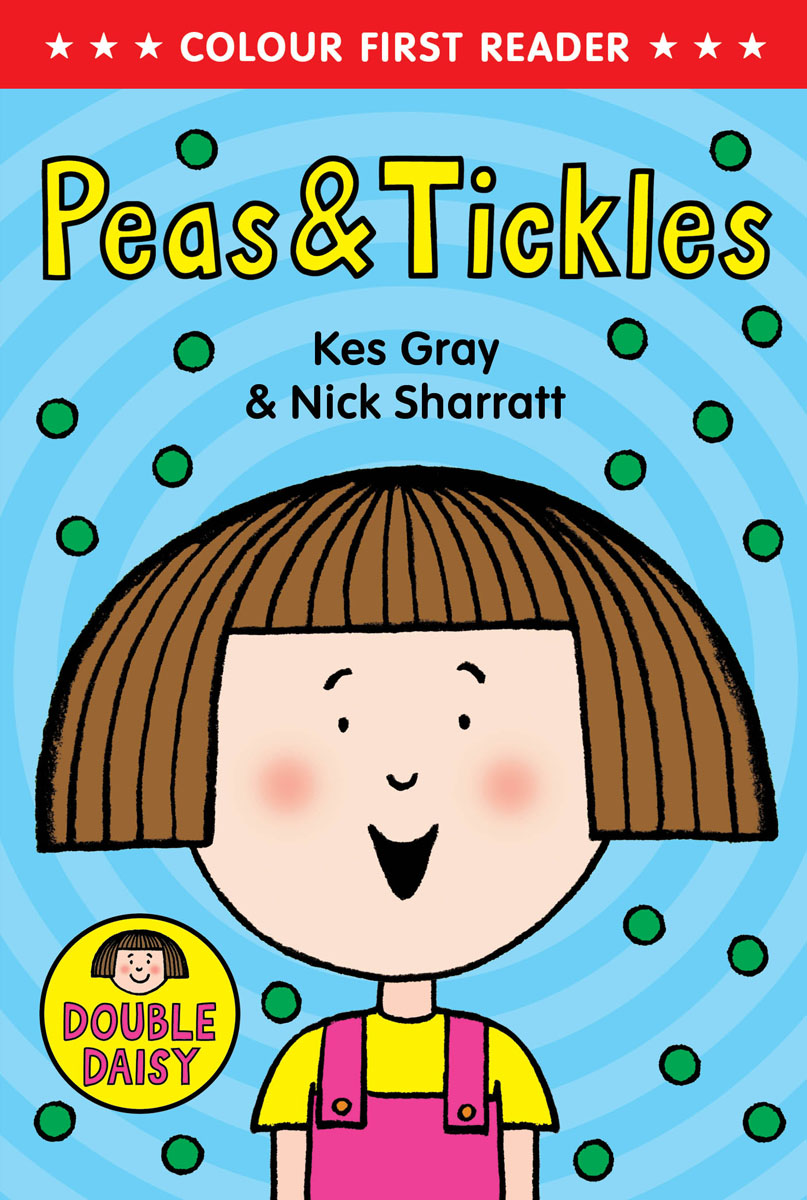 Peas and Tickles (Daisy Colour Reader) double daisy