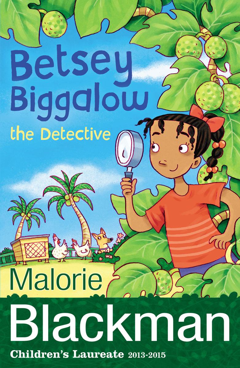 Betsey Biggalow the Detective blackman malorie magic betsey