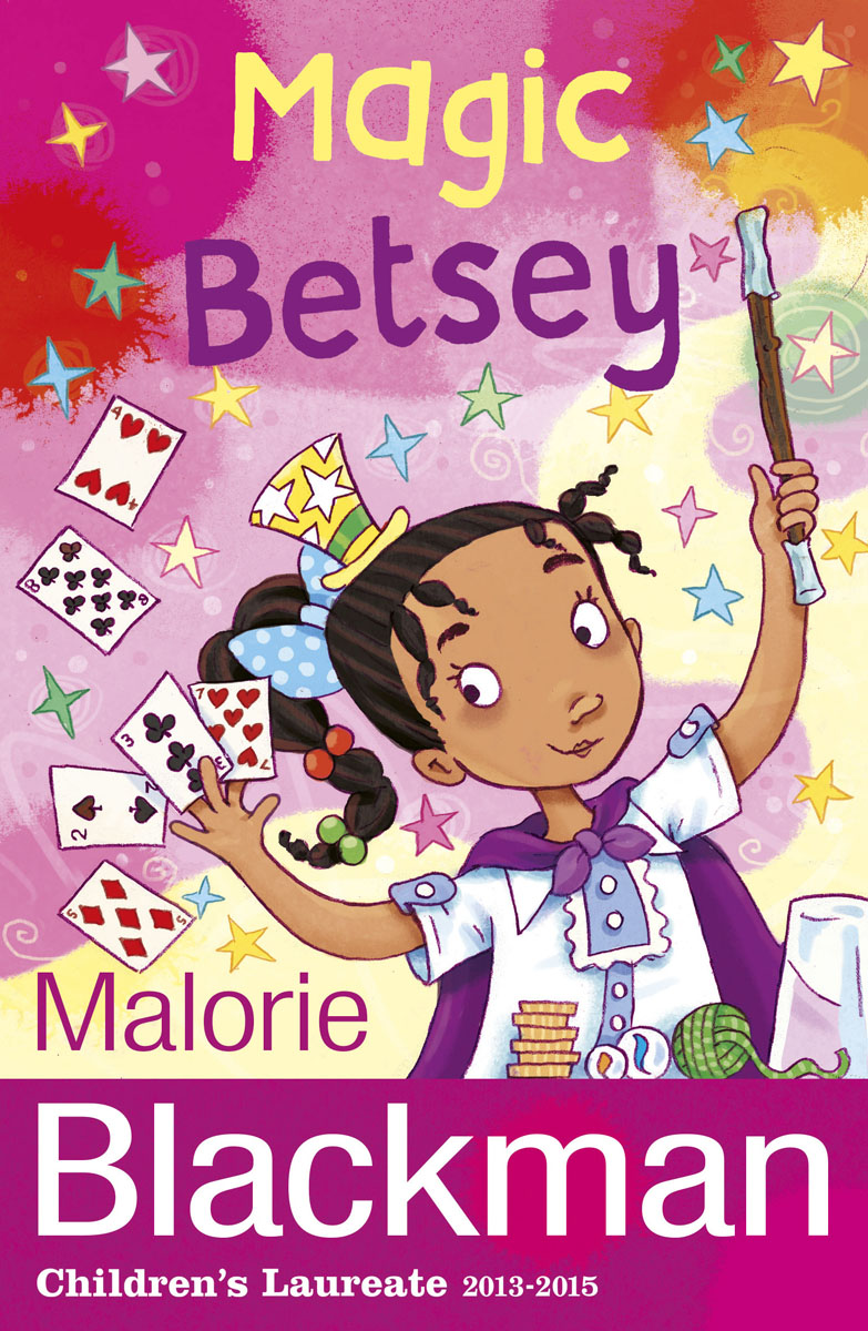 Magic Betsey blackman malorie magic betsey