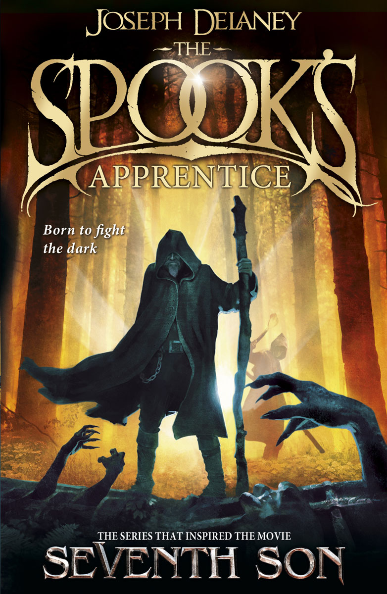 The Spook's Apprentice: Book 1 the one in a million boy