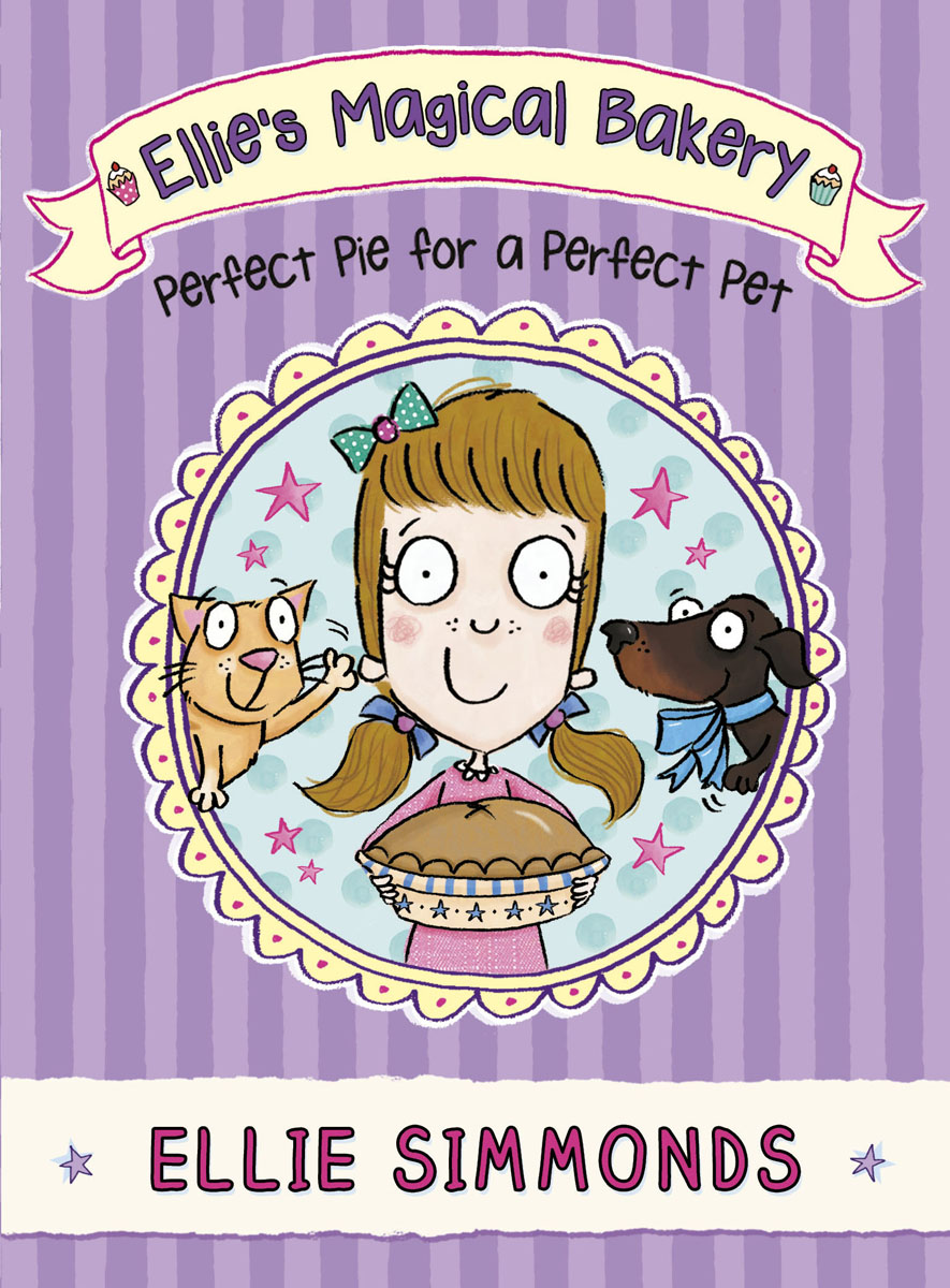 Ellie's Magical Bakery: Perfect Pie for a Perfect Pet люстра kolarz san daniele 0141 86 2