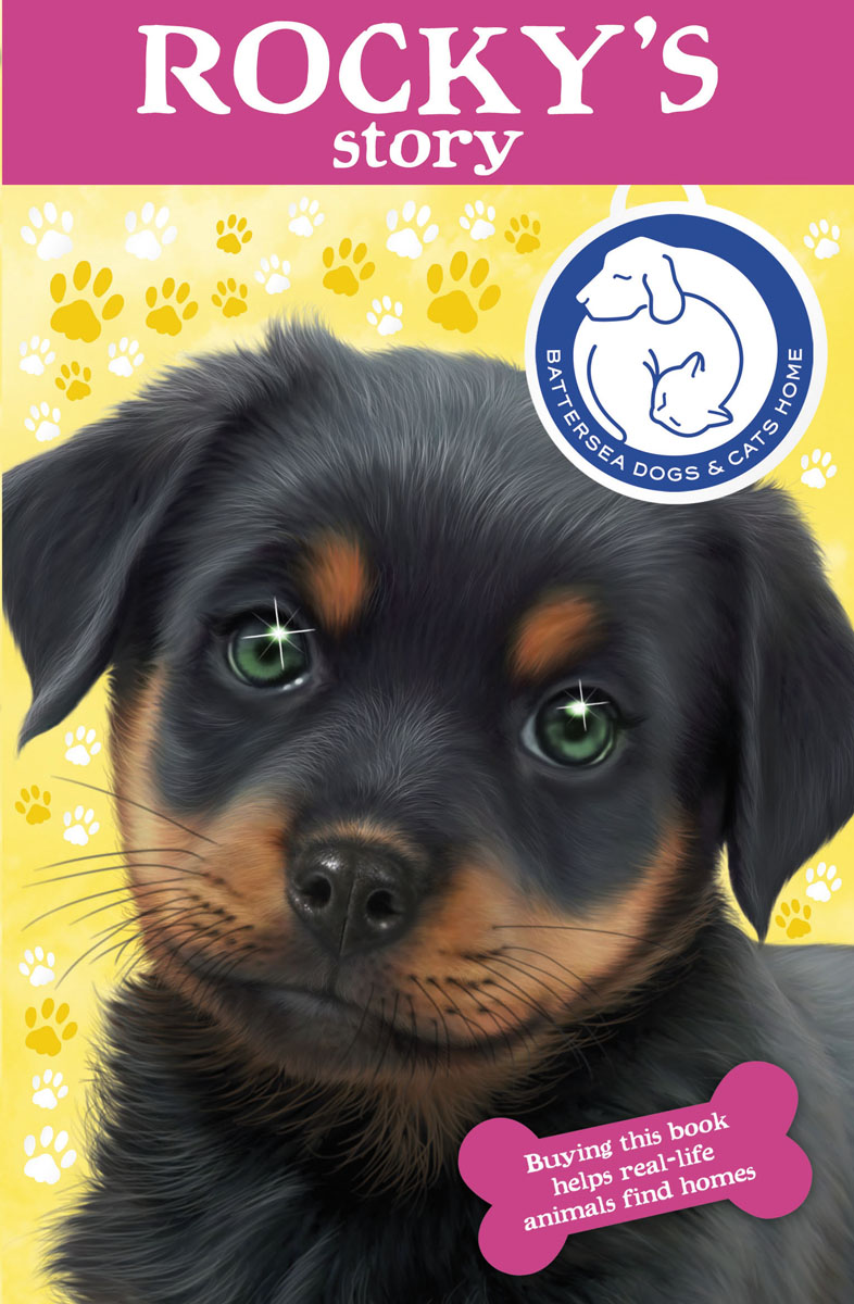 Battersea Dogs & Cats Home: Rocky's Story dogs dogs more more more