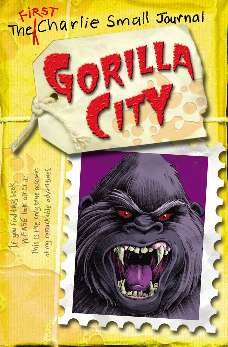 Charlie Small: Gorilla City charlie small the mummy s tomb